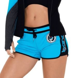 Bang workout shorts